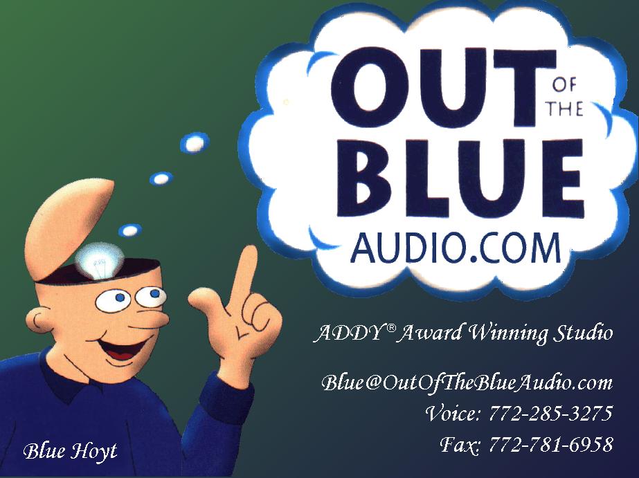 OutOfTheBlueAudio.com